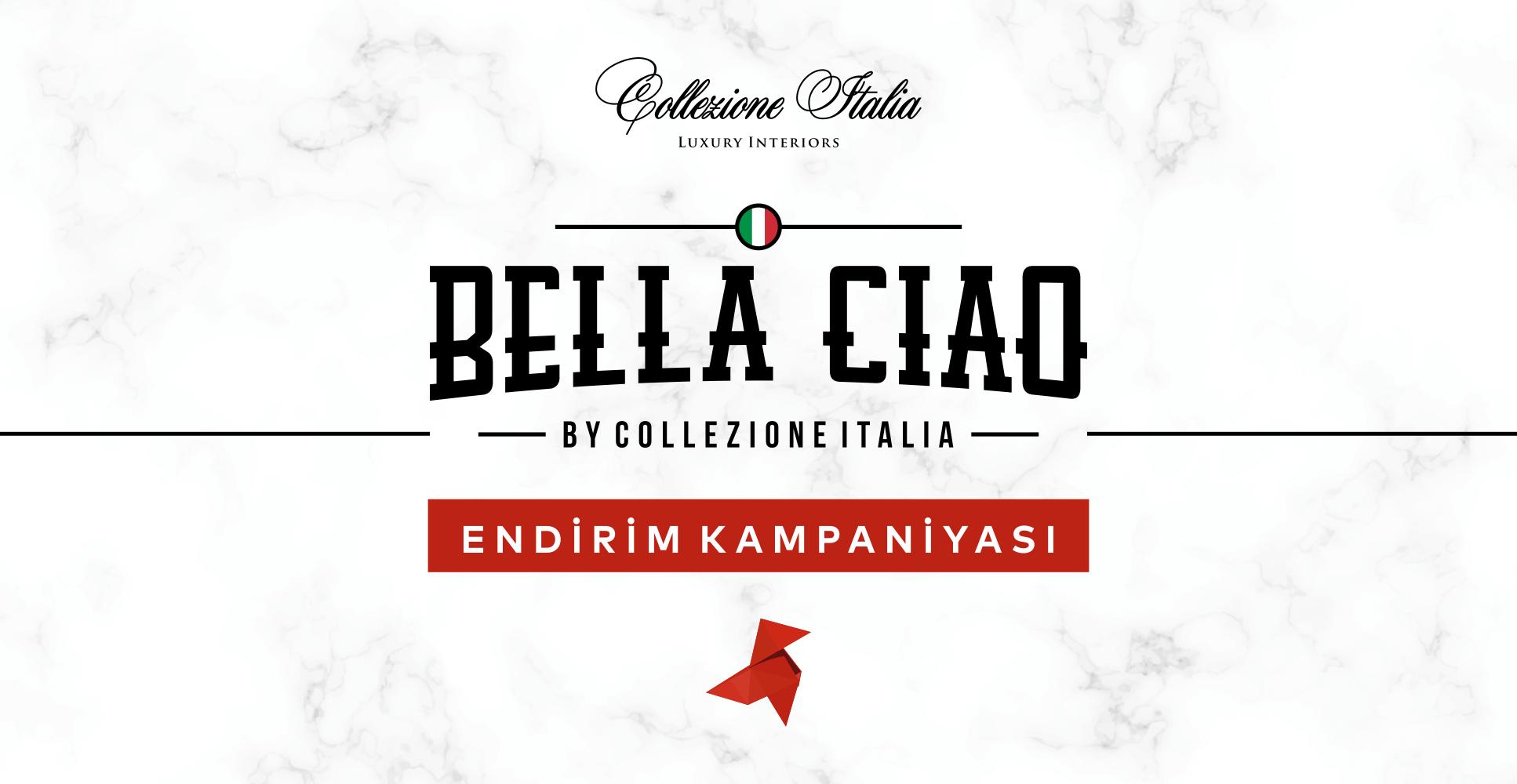 Collezione Italia представляет вам новую кампанию «Bella Ciao»!